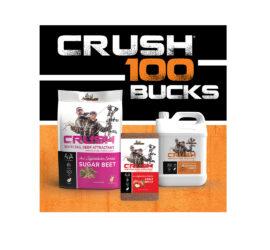 Crush 100 bucks pack