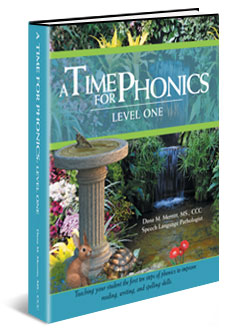 A Time For Phonics Book