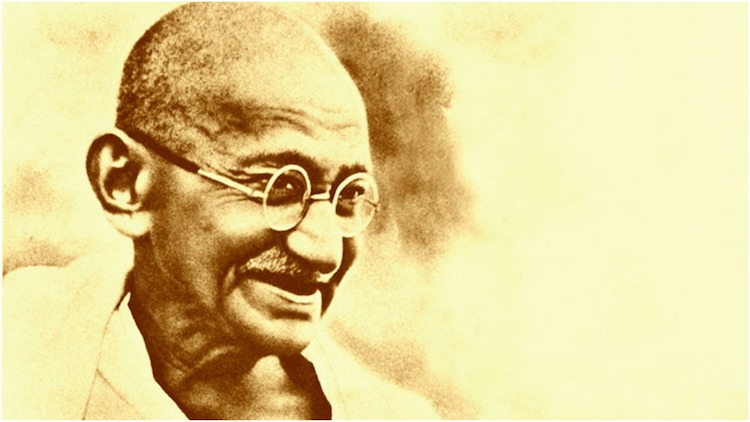 On 30 January 1948- Mahatma Gandhi was assassinated