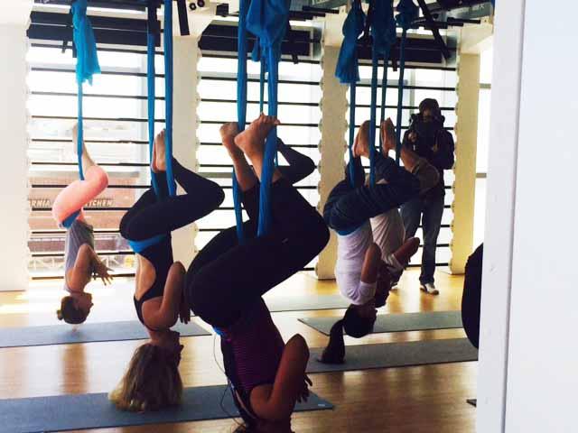 PuraVida VOLO Yoga Denver - Get Ink PR