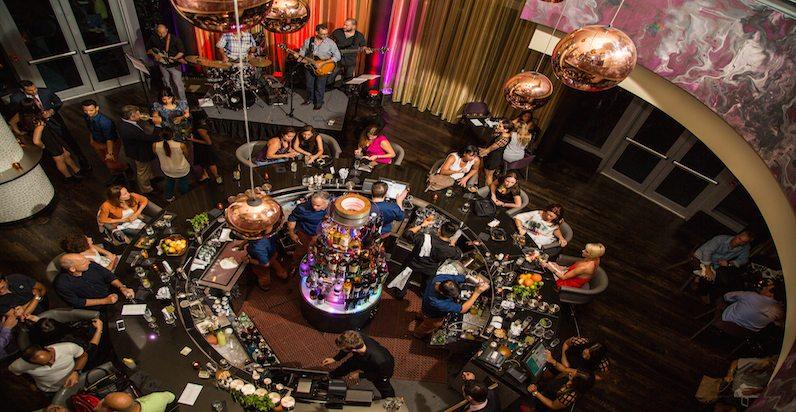 Lilt Lounge Cocktail Class Miami - Get Ink PR