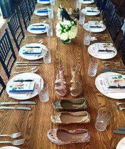 Melissa Shoes Vogue Latinoamerica Lunch Miami Beach - get Ink PR