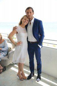 Melissa Shoes Vogue Latinoamerica Lunch Miami Beach Michele Levy & Sebastian Errazuriz - get Ink PR