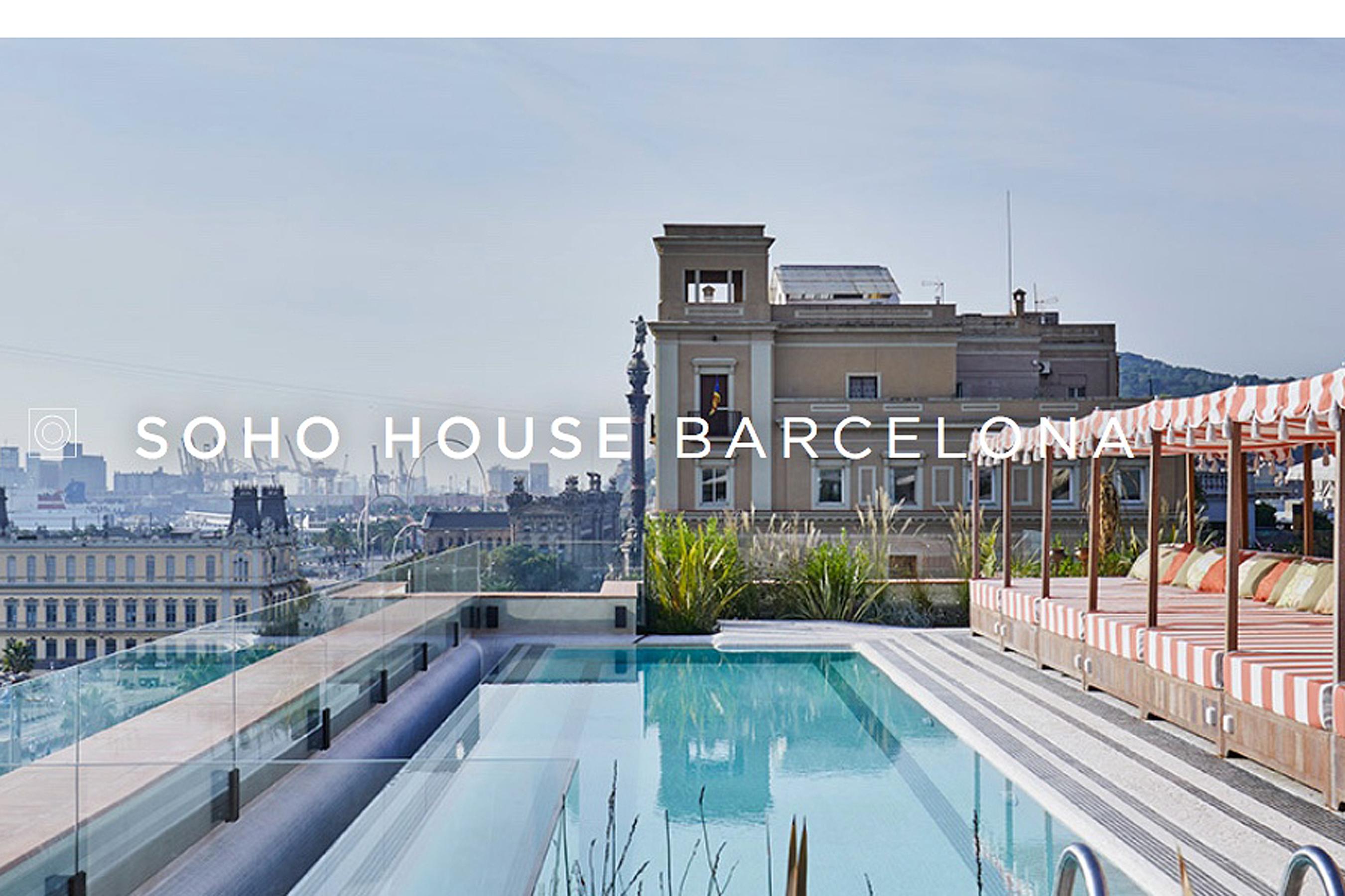 Soho House Barcelona - Get Ink Pr