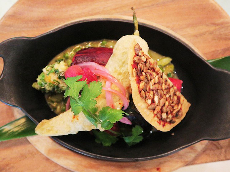 Mayfair Kitchen Vegetarian Peppers - Get Ink Pr