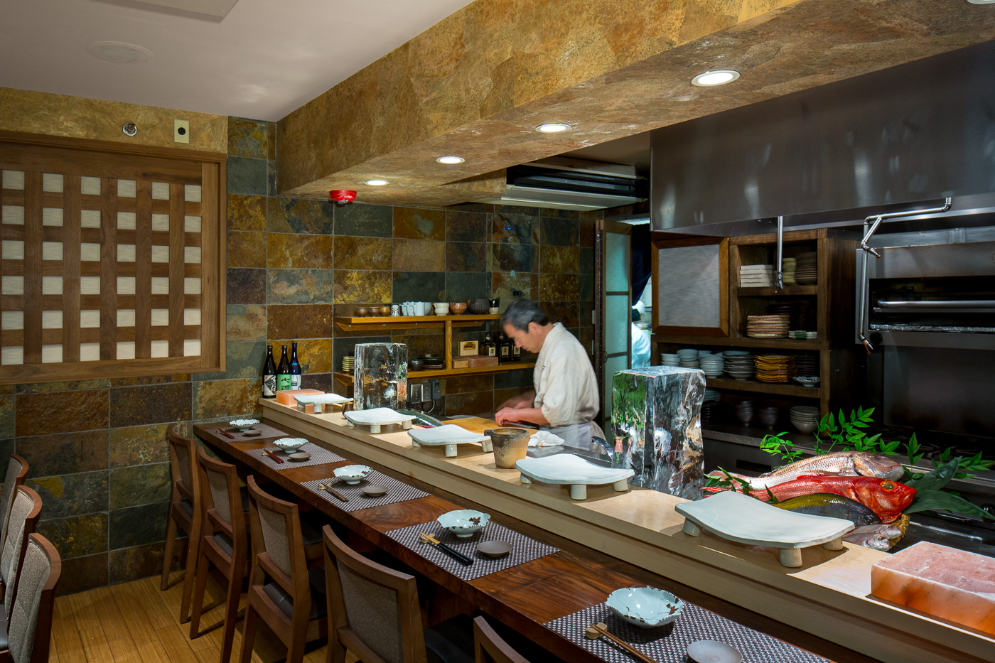 Sushi Den Master Chef Toshi Kizaki Denver - Get Ink Pr
