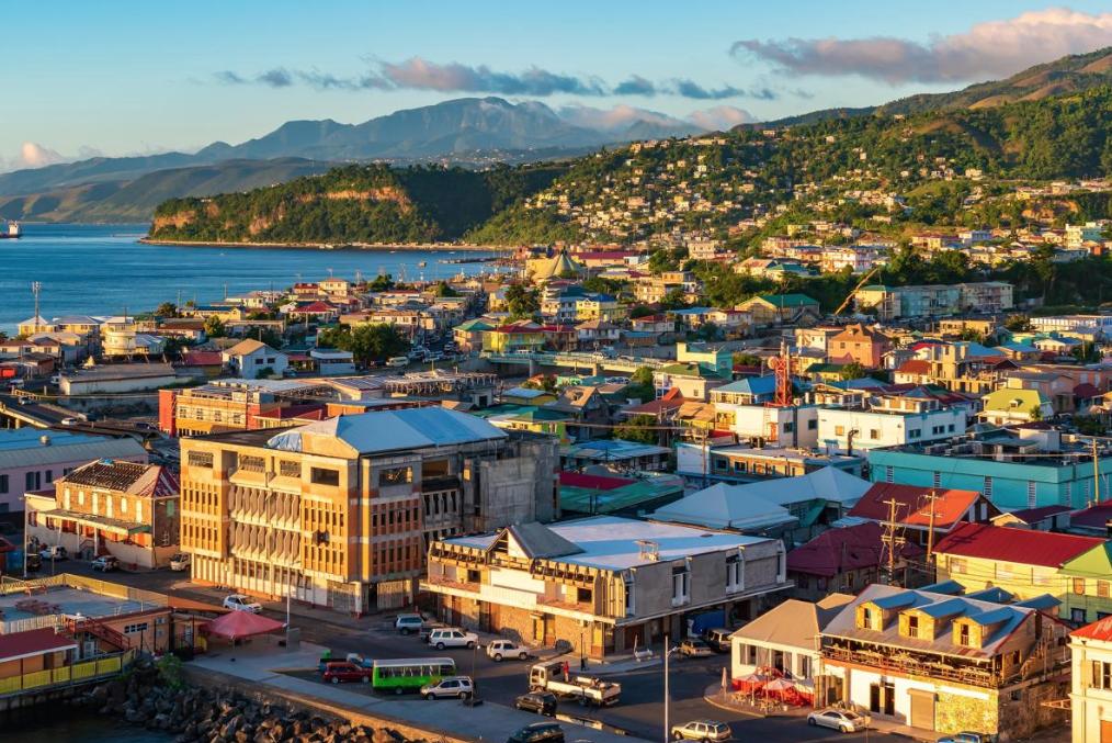 Dominica Hurricane Proof Country - Get Ink PR