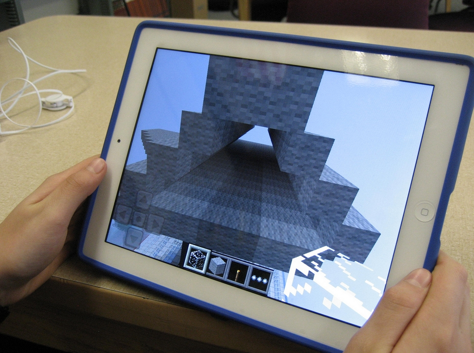 minecraft in education