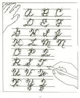 handwriting in school
