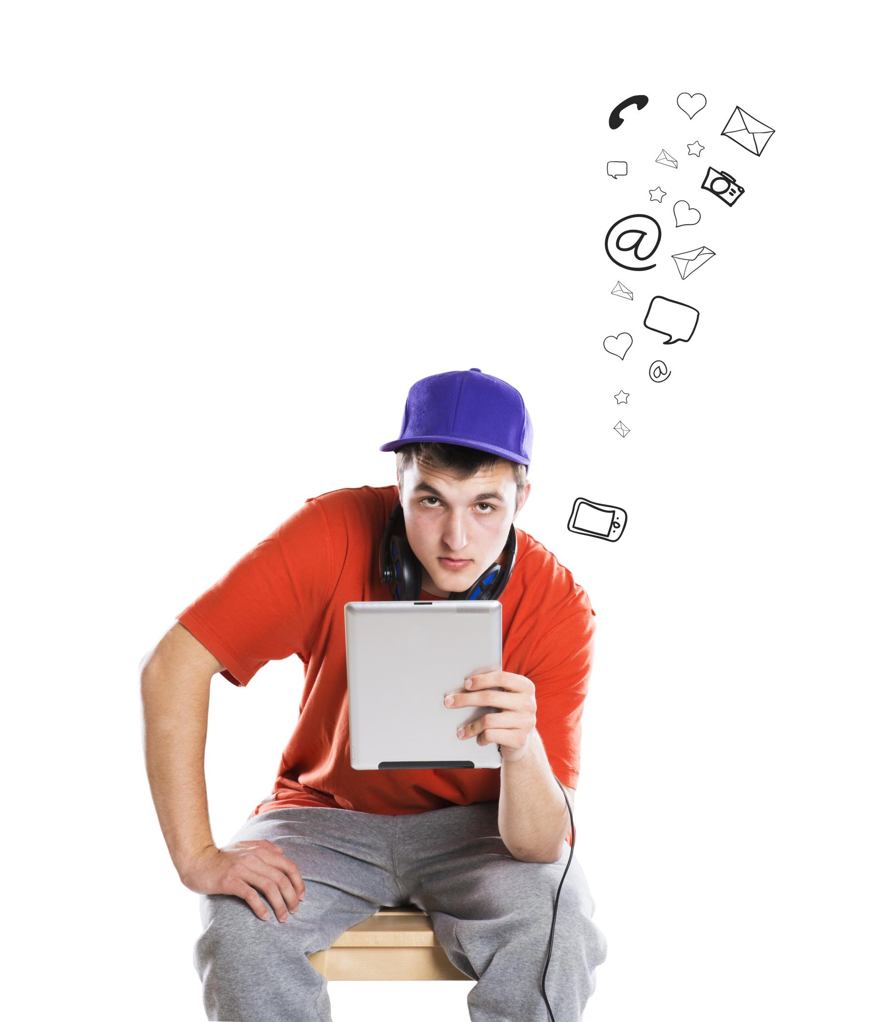 blogging in class