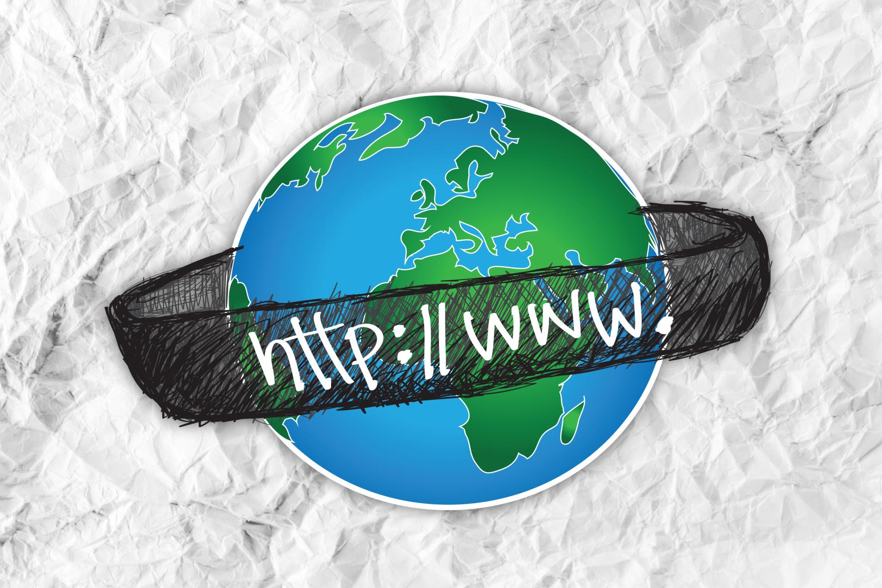 internet start page