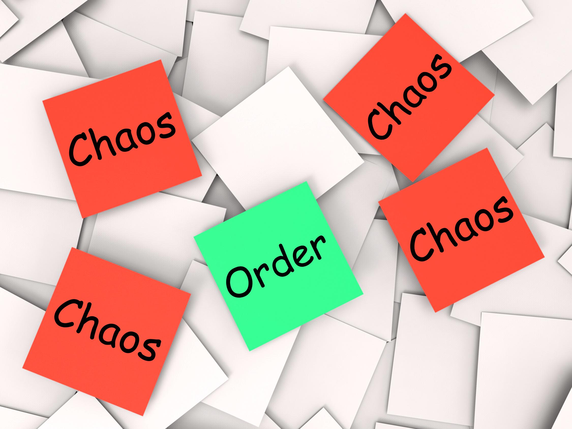 organize thinking