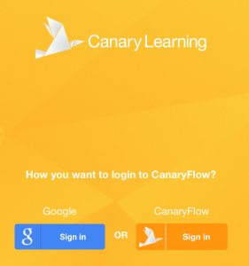 canary flow