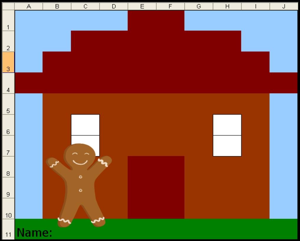 architecture 1st grade