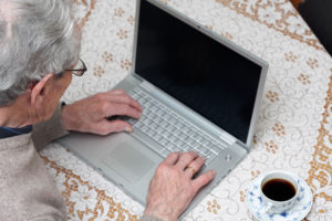 seniors and technology