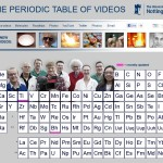 Weekend Website #86: Periodic Table of Videos