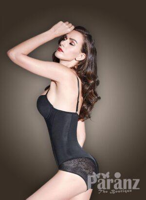 Low waist slimming underwear body shaper new side view
