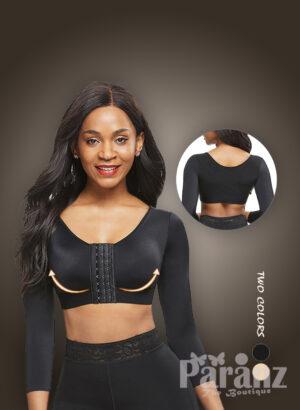 Slim fit cross posture corrector body shaper bra for women