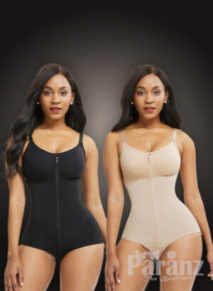 Strappy sleeve perfect underwear body shaper with tummy control and butt lifter New
