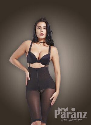 High waist tummy control underwear body shaper
