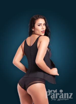 Soft and sturdy steel bonded advanced waist cincher for women