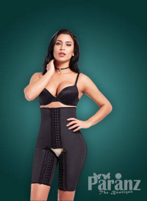 Stylish and advanced tummy correcting and butt lifting mid-body shaper new