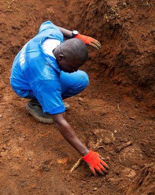 Burundi: Hagaragaye imibiri 6000 yatawe mu byobo rusange