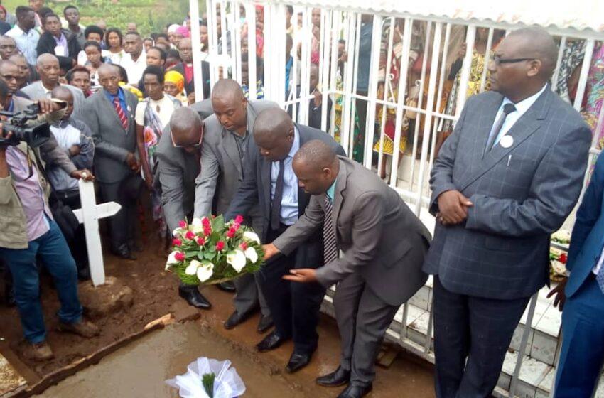 Muhanga: Umubyeyi wishwe n'igisambo yashyinguwe, yibwe Karasharamye na FRW 400