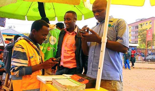MTN Rwanda Waives MoMo Fees to Safeguard Against Covid-19 Spread