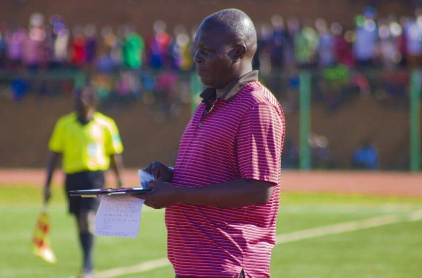 Moses utoza Sunrise ashobora gusimbura Nshimiyimana Eric muri AS Kigali