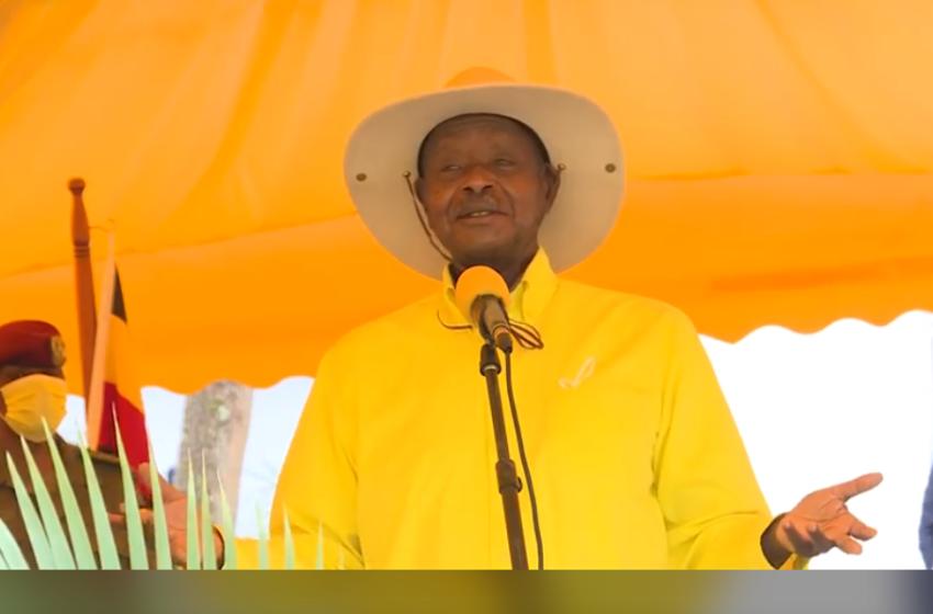 Ku mbuga nkoranyambaga barantuka nkabasubiza neza, sinakuka inabi abana – Museveni
