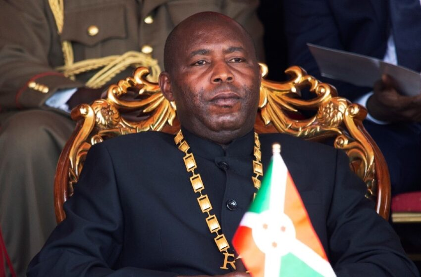 Burundi: Leta ya Perezida Ndayishimiye yugarijwe n'abarwanyi bataramenyekana