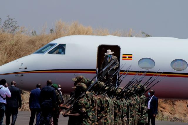 Museveni yerekeje Tanzania gukurikirana amasezerano ajyanye no gucuruza petrol