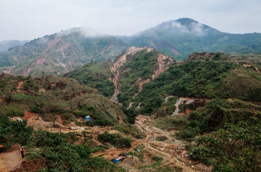 DRC: Abarenga 50 bagwiriwe n'ikirombe barapfa