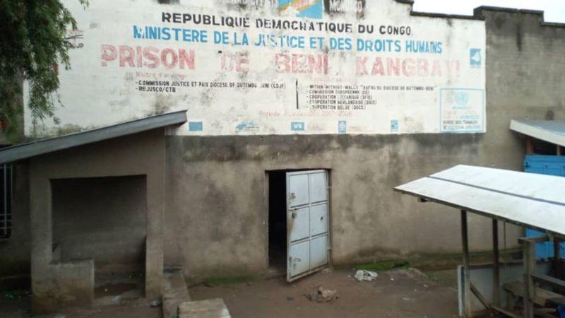 DRC: Inyeshyamba za ADF zatorokesheje imfungwa zirenga 900