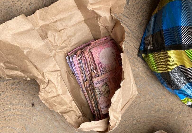 Nyarugenge: Umucuruzi 'yahaye' abapolisi ruswa ya Miliyoni Frw BARAYANGA