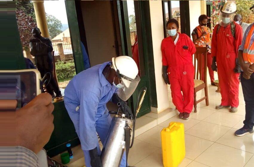 Kamonyi: Bahawe imiti ya Miliyari 1,6 yo kwica imibu ikwirakwiza Malariya