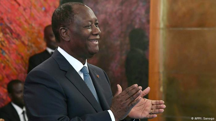 Côte d'Ivoire: Alassane Ouattara yatsindiye manda ya gatatu ku majwi 94%