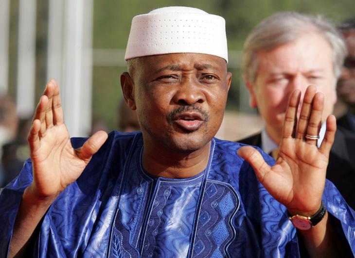 Amadou Toumani Touré wategetse Mali yapfiriye muri Turukiya
