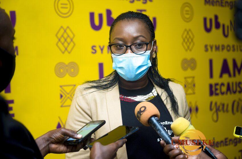Ntawe ukwiye guhohoterwa, yaba umugore, yaba umwana…YABA UMUGABO-Min Bayisenge