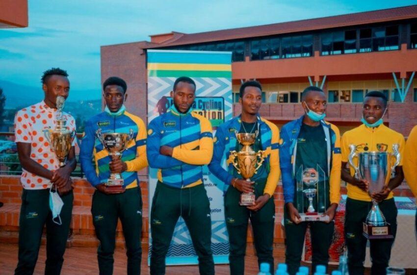 Team Rwanda yegukanye Grand Prix Chantal Biya irasaba gufatwa nk'andi makipe y'igihugu