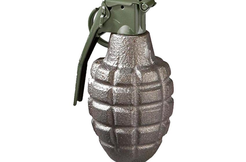 Nyanza: Abantu 3 bo mu muryango umwe bakomerekejwe na grenade