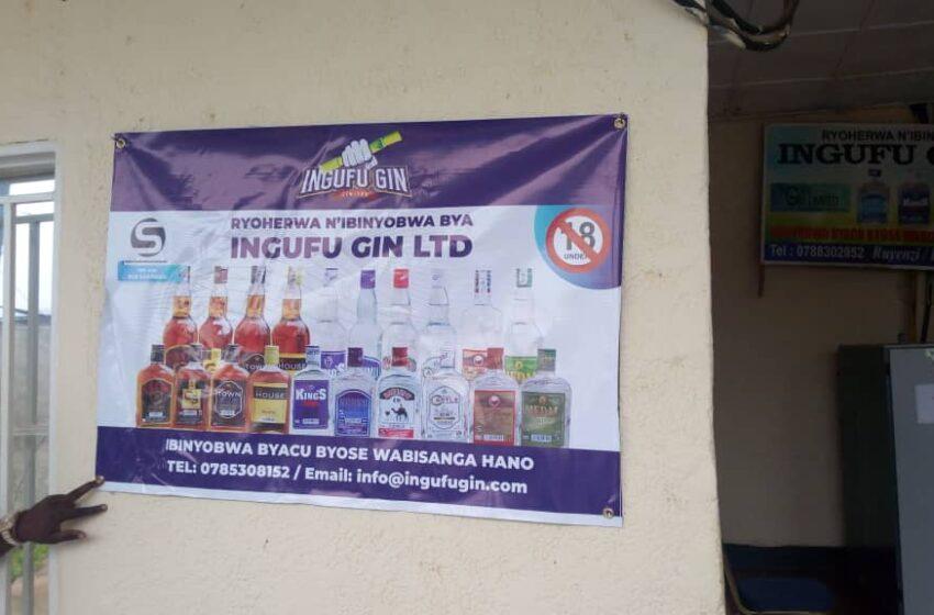 Uruganda INGUFU GIN Ltd rurabifuriza kuryoherwa n'ibinyobwa bishya New House na Home Town