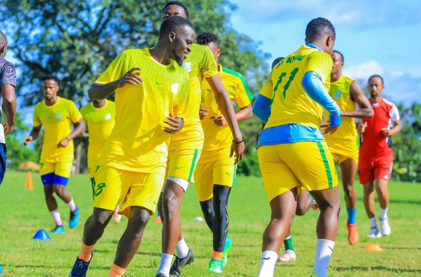 Ibisubizo bya mbere y'umukino abakinnyi ba AS Kigali bose basanze ntawanduye COVID-19