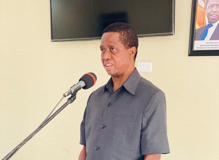 Zambia: Perezida Lungu yirukanye Minisitiri w'Ubuzima wagizwe umwere ku byaha bya ruswa