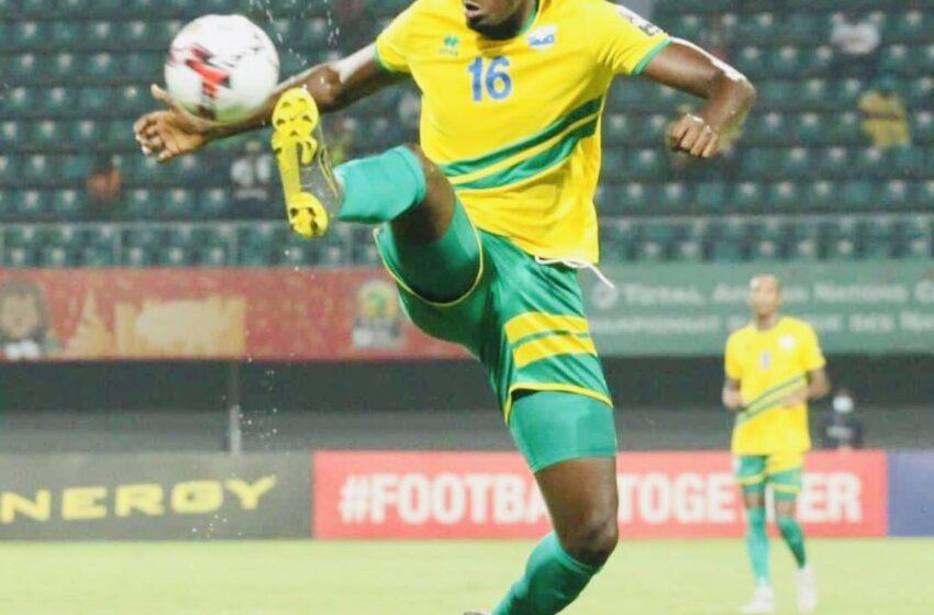 CHAN2020: Igitego cya Sugira Erneste kijyanye Amavubi muri 1/4 asezereye Togo 3-2