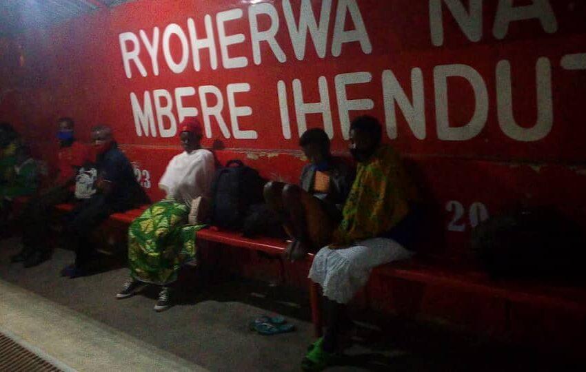 Muhanga: Mu Cyumweru cy'Iminsi ya Noheli n'Ubunani abasaga 300 baraye muri gare babuze imodoka