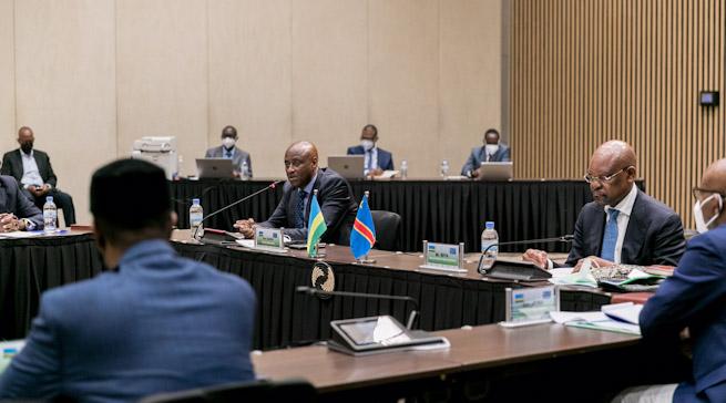 U Rwanda na Congo Kinshasa byiyemeje gukorana mu kubungabunga umutekano w'Akarere