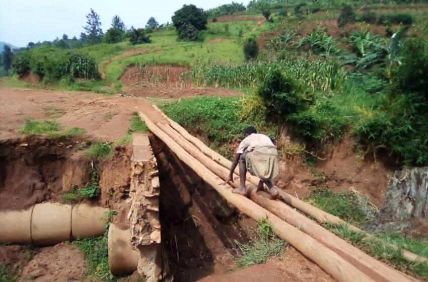 Gisagara: Ikiraro gihuza Kansi na Kigembe abagikoresha bacyambuka ku bufindo