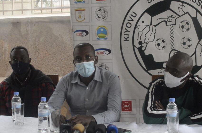 Kiyovu Sports yinjiye mu bikorwa byo kuzamura abana bafite impano yo gukina 'football'